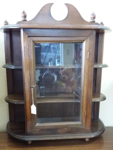 OTTS Display Cabinet Front